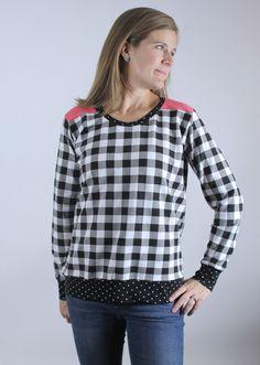 Sloan Sweater by Love Notions  SewSophieLynn