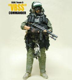 U.S. Navy SEAL VBSS uniform/kit