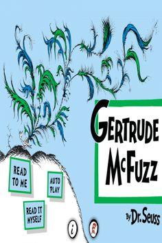 dr seuss gertrude mcfuzz | About Palm Contact us Careers Developers Palm blog Legal notices ...
