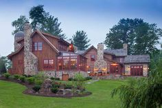 StoneMill Log & Timber Frame homes