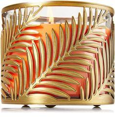 Palm 3-Wick Candle Sleeve - Home Fragrance 1037181 - Bath & Body Works