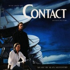 Jodie Foster and Matthew McConaughey in Contact Best Sci Fi Movie, Sci Fi Movies, Great Movies, Fiction Movies, Science Fiction, Alan Silvestri, Sci Fi Thriller, Jodie Foster, Movies