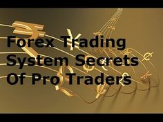 Forex Trading Secrets - Best FX Trading Systems  what are the secret strategies pro traders use to make their systems make money long term? This video gives you the systems that work and the myth of the holy grail.