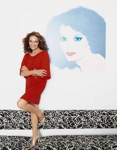 Diane Von Furstenberg Reality TV Show Casting Only Fashion, World Of Fashion, Fashion News, Fashion Beauty, Fashion Leaders, Women's Fashion, Diane Von Furstenberg, Street Style, Lady In Red