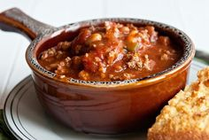 My best friends brother-n-law worked for Wendys fast food chain for several years, she gave me this recipe when she found out how much I love their chili. I was surprised to see how simple it was! Yummy to my Tummy!