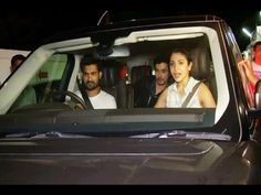 CHECKOUT Anushka Sharma spotted at Juhu PVR Cinema for the special screening of NH10.  See the video at : https://youtu.be/Qv8zjYysNNw #anushkasharma #nh10 #bollywood #bollywoodnews #juhu #juhupvr