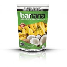 Barnana - Organic Coconut Chewy Banana Bites