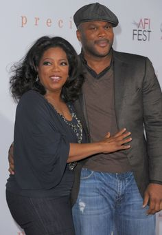 Oprah Winfrey's love affair with Tyler Perry continues as her OWN Network has ordered additional episodes of four of his series. The numbers: 23 hourlong episodes of The Haves And The Have Nots and. My Black Is Beautiful, Beautiful People, Tyler Perry, Portraits, Oprah Winfrey, Illustrations, Black History, Role Models, Paulo Coelho