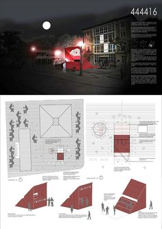 Pabellón - Concéntrico | Festival de Arquitectura y Diseño de Logroño