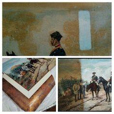 Limpieza y restauración obras de arte