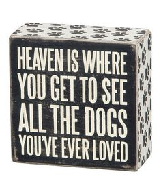 All the dogs you've ever loved. #zulily