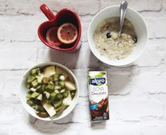Weekend Healthy Breakfast Ideas Kate Hudson, Breakfast Ideas, Oatmeal, Healthy, Blog, The Oatmeal, Morning Tea Ideas, Blogging, Health