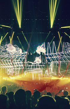 basshead #edm #rave #lights