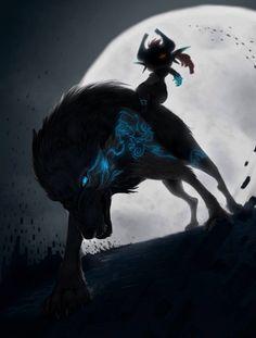 The Original Blue Eyed Beast by wildernessspirits on DeviantArt