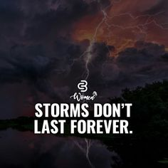 Through storms come rainbows! Positive Mind, Positive Thoughts, Positive Quotes, Motivational Quotes, Inspirational Quotes, Girly Quotes, Cute Quotes, Reality Quotes, Success Quotes