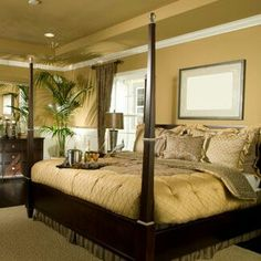 39 best Gouden slaapkamers images on Pinterest | Bedroom, Beds and ...