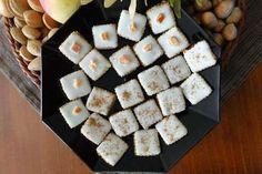 Jak upéct skořicové čtverečky   recept Feta, Dairy, Cheese, Food Food