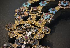 Detail - Plume, Hungary, 17th century by Kotomi_, via Flickr