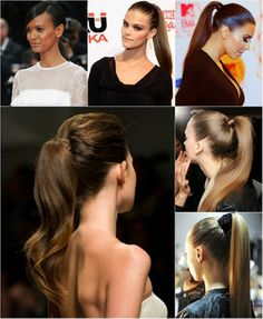 8 Ponytail Styles for Long Hair