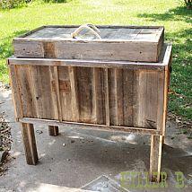 DIY Cowboy Cooler