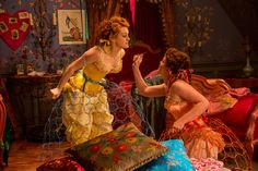 Such dear, affectionate girls.  Cinderella is now available to own: http://di.sn/6002BzsdO