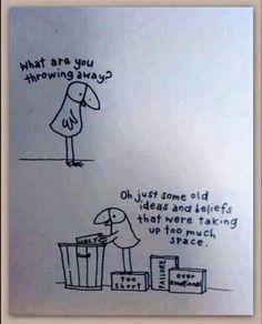 De cluttering