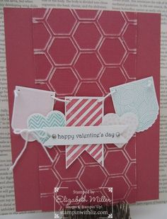 Hearts a Flutter stamp set from Stampin' Up!