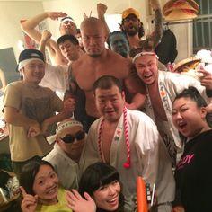 2015.4.28@AKASO ダブプロレス! ゼウス最強!