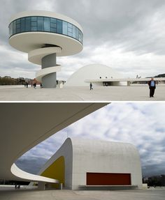 oscar neimeyer is incredible. I have had the pleasure of experiencing his work in Brasilia.