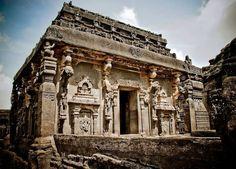 Antiguo Templo de Kailasa EXPUESTO: 60 Imágenes impresionantes de un templo tallado en una MONTAÑA – Ancient Code