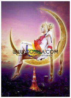 Sailormoon Super S Sailor Moon Cosplay Costume