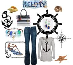 """""""Nautical Girl"""" by jancarlson on Polyvore"""