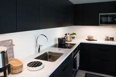 Keittiö - Kastelli Asuntomessut 2017 Sink, Decor, Kitchen, Home, Home Decor