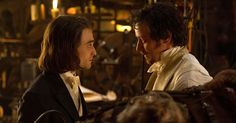 'Victor Frankenstein,' starring James McAvoy and Daniel Radcliffe, is a bonkers ride with a spiraling third act.