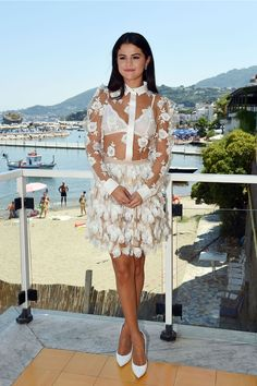 At the Ischia Global Film & Music Fest on July 19, 2014, in Ischia, Italy.   - Cosmopolitan.com