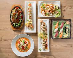 Fresh Rolls, Vienna, Sushi, Decoration, Ethnic Recipes, Food, Decorating, Meal, Essen