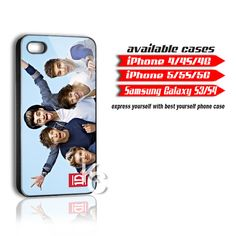 Cool Phone Case One direction HOT GUYS - Fits for iPhone 4, iPhone 4S, iphone 4G, iPhone 5, iPhone 5S, iphone 5C, Samsung Galaxy S3, Galaxy ...