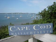 I want to go back to Cape Cod!