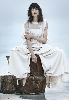 Vogue Russia June 2014   Jacquelyn Jablonski by Emma Tempest