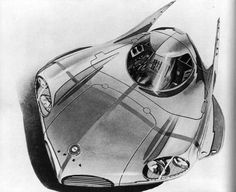 Automobile Design by Henry Gurr   Dean's Garage