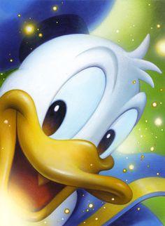 Smile: Donald - by Tsuneo Sanda