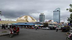 El mundo con ella: Camboya 2015: 15 de julio: Sihanoukville – Phnom P...
