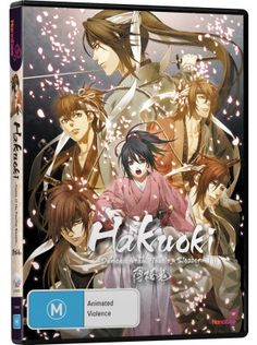 Hakuoki ~Demon of the Fleeting Blossom~ is the adaptation of the reverse harem visual novel by idea factory of the same name. This series covers 12 episodes, which is likely to be only 50% overall story in the Hakuoki saga.