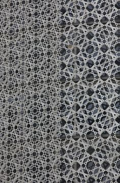 Pattern. In Progress: Doha Office Tower, Qatar by Ateliers Jean Nouvel / Nelson Garrido