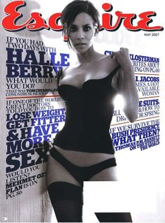 halle ( #esquire #esquiremag #fashion #style #halleberry ) | H U M Λ N™ | нυмanΛCOUSTICS™ | н2TV™