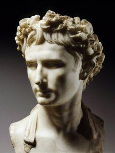 Augustus, 63 BC-14 AD, Roman emperor