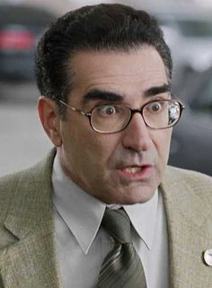 Eugene Levy - in The Man