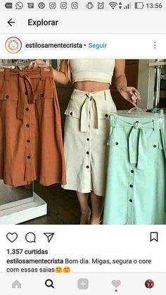 Divas, Waist Skirt, High Waisted Skirt, Two Piece Skirt Set, Casual, Skirts, Jackets, Outfits, Clothes