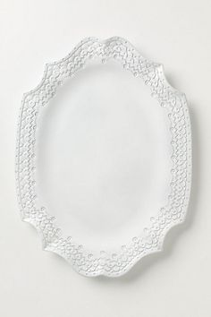 Pretty, pretty platter. For that day when I'm a real grown up and cook a whole turkey. Anthropologie. $98