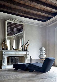 Nel Brenta riprende vita un'antica barchessa in stile Palladiano - Design news - GraziaCasa.it